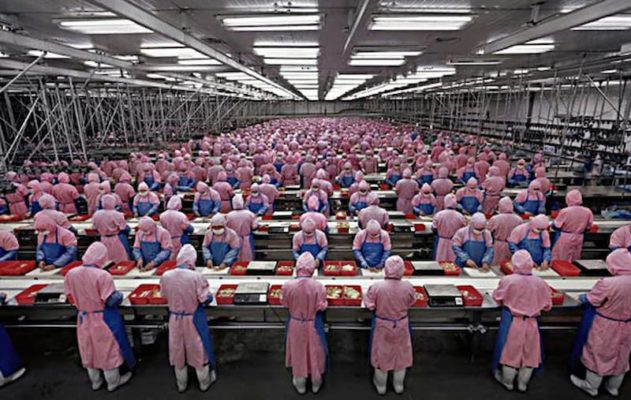 Foxconn Iphone factory