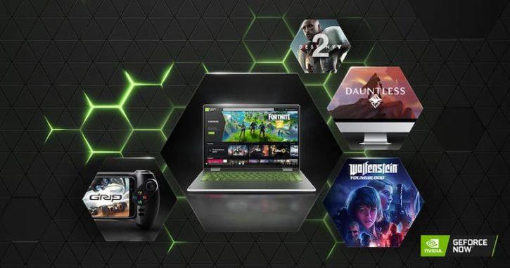 ARM Nvidia Gaming