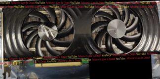 Intel Xe HPG image leak