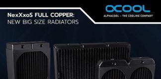 Alphacool NexXxos full copper