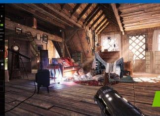 Demo NVIDIA The attic