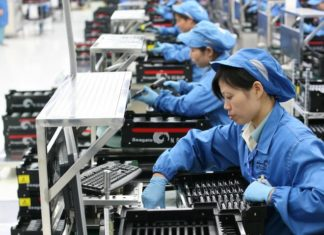foxconn people