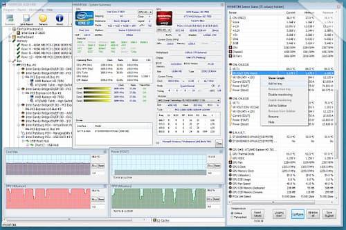 Hwinfo Diagnostic PC