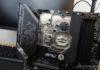 Installation waterblock MSI MEG Z590 Carbon EK X