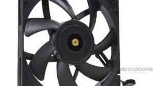 Noctua NFNoctua NF-A12x15 PWM chromax.black.swap moteur