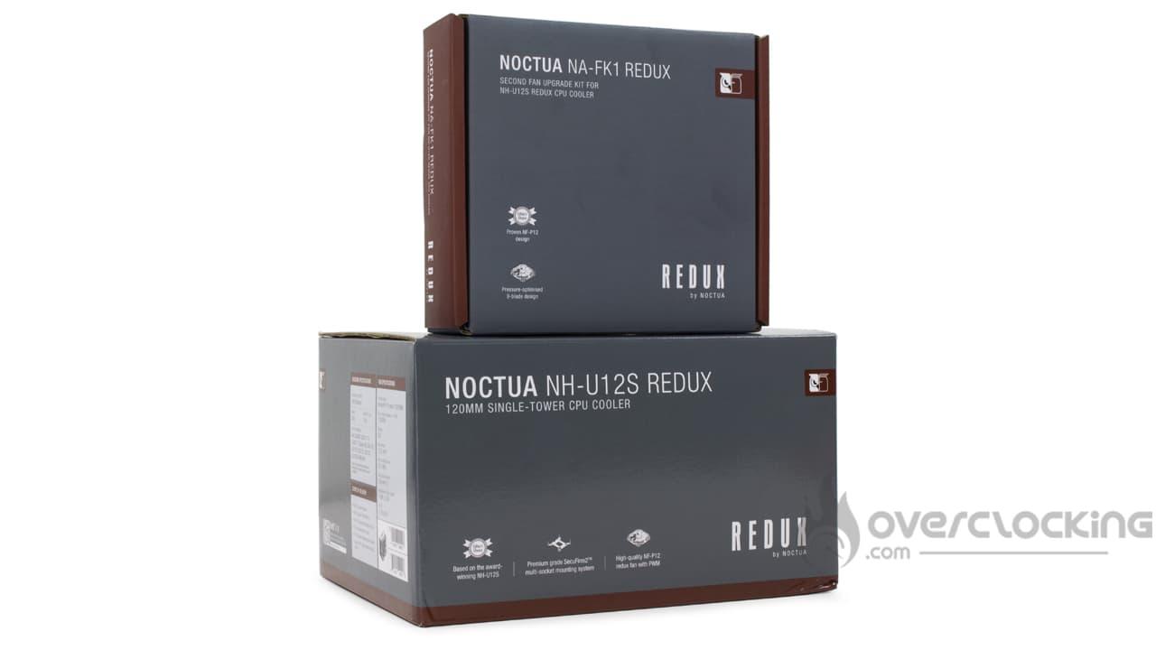 Noctua NH-U12S Redux boîte