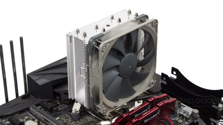 Noctua NH-U12S Redux montage AMD fin