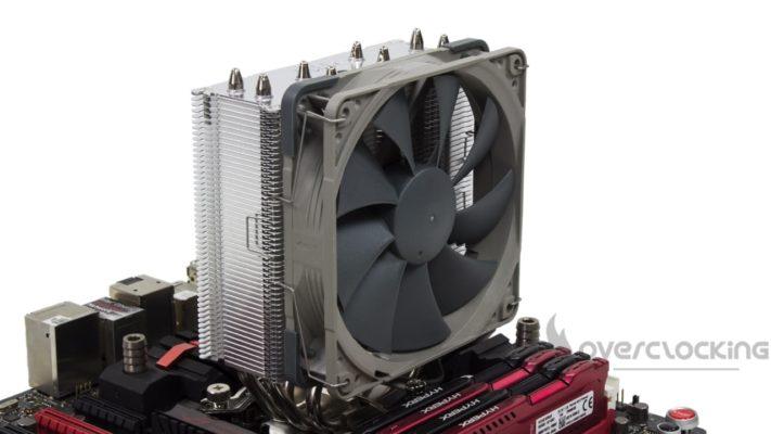 Noctua NH-U12S Redux montage Intel fin