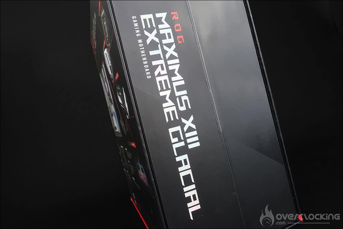 Carte mère ROG Maximus XIII Z590 Extreme Glacial