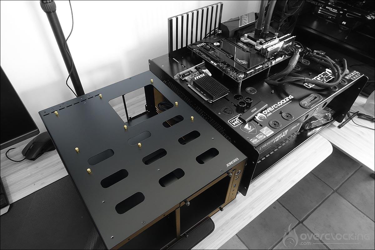 Table de benchs TB01 de Jonsbo