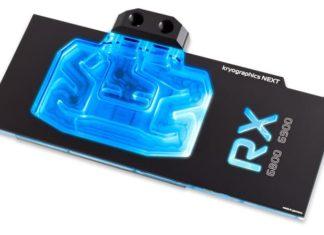 Aquacomputer Kryographics Next RX 6800/6900