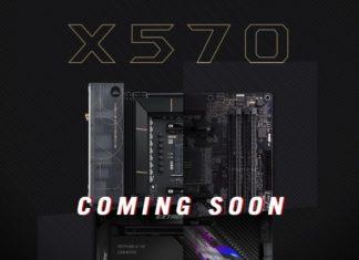 Asus tease ses cartes mères X570S