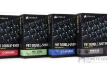 Corsair PBT Double Shot Pro