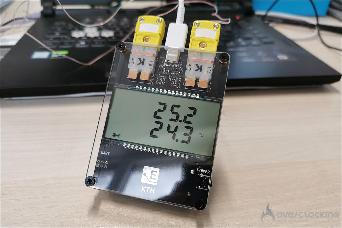 Elmor Labs thermometre
