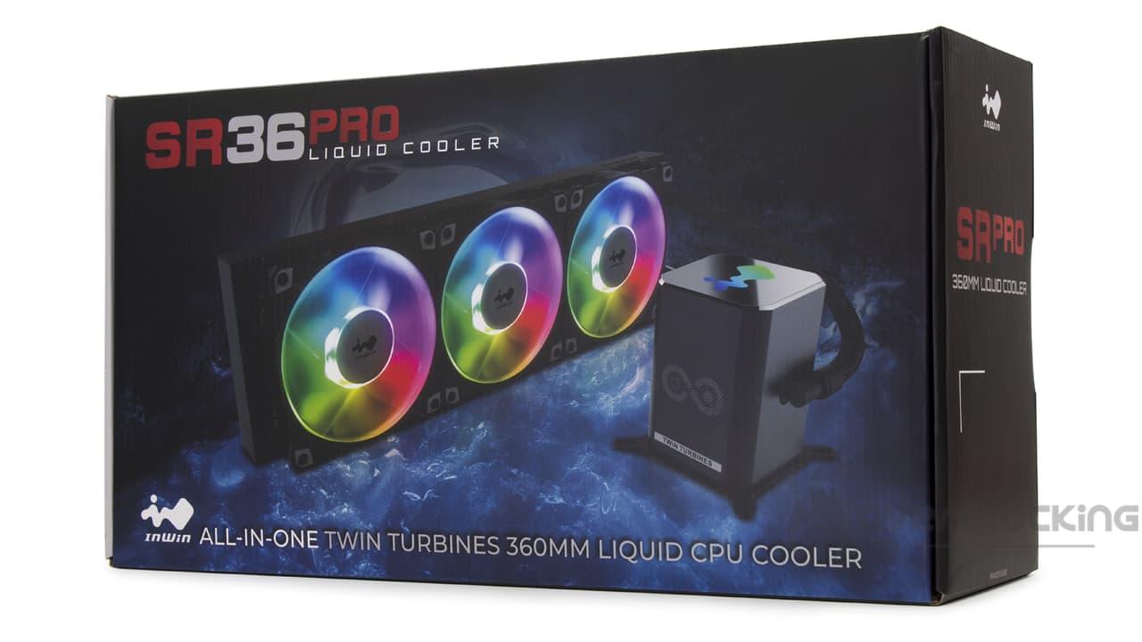 In Win SR36 Pro boîte