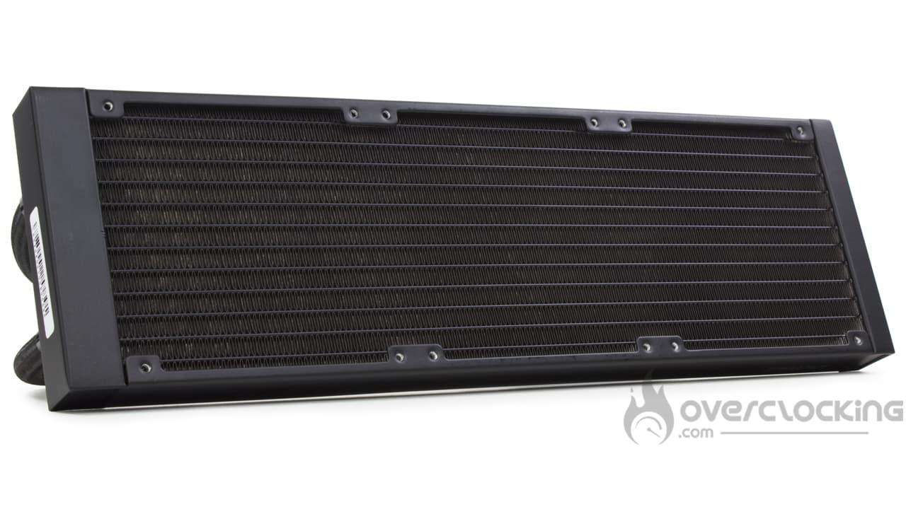 In Win SR36 Pro radiateur