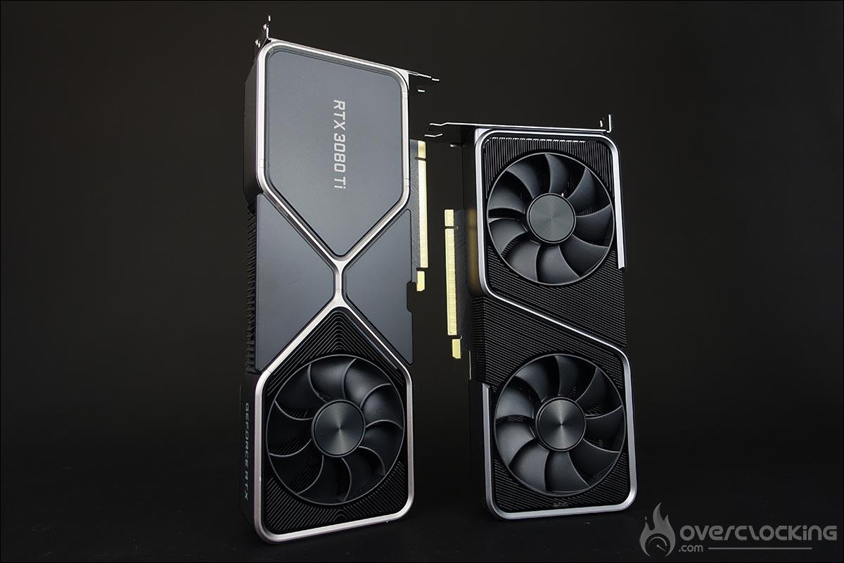 NVIDIA RTX 3080 Ti Founders Edition