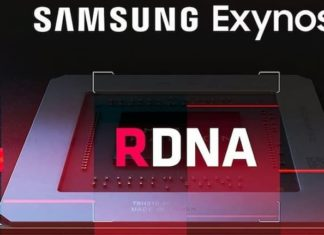 samsung AMD RDNA2 SoC