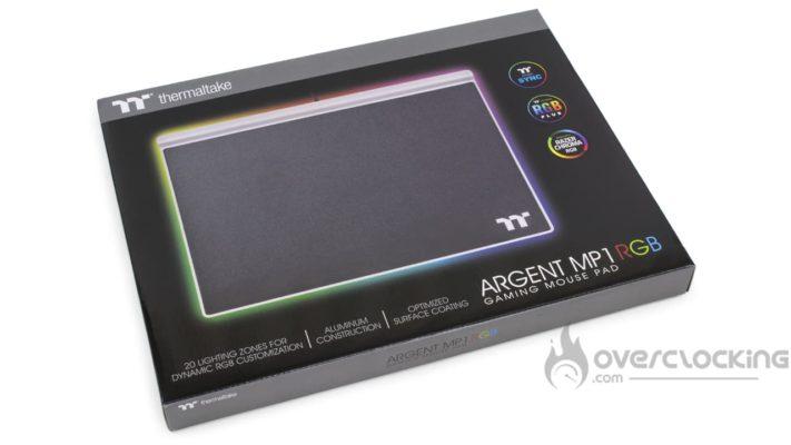 Thermaltake Argent MP1 RGB