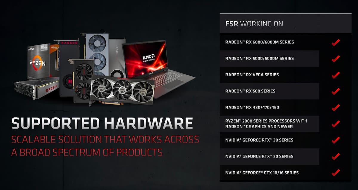 FSR hardware