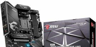 MSI B550 Gaming Edge Wifi