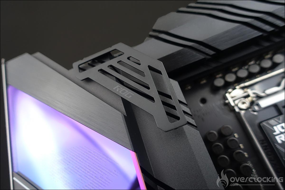 La carte mère ROG Strix Z590-E Gaming Wifi d'Asus