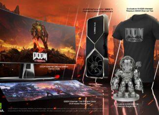 Bundle du jeu Doom RTX 3080 Ti