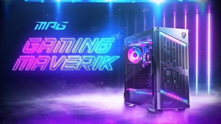 MSI MPG Gaming Maverik