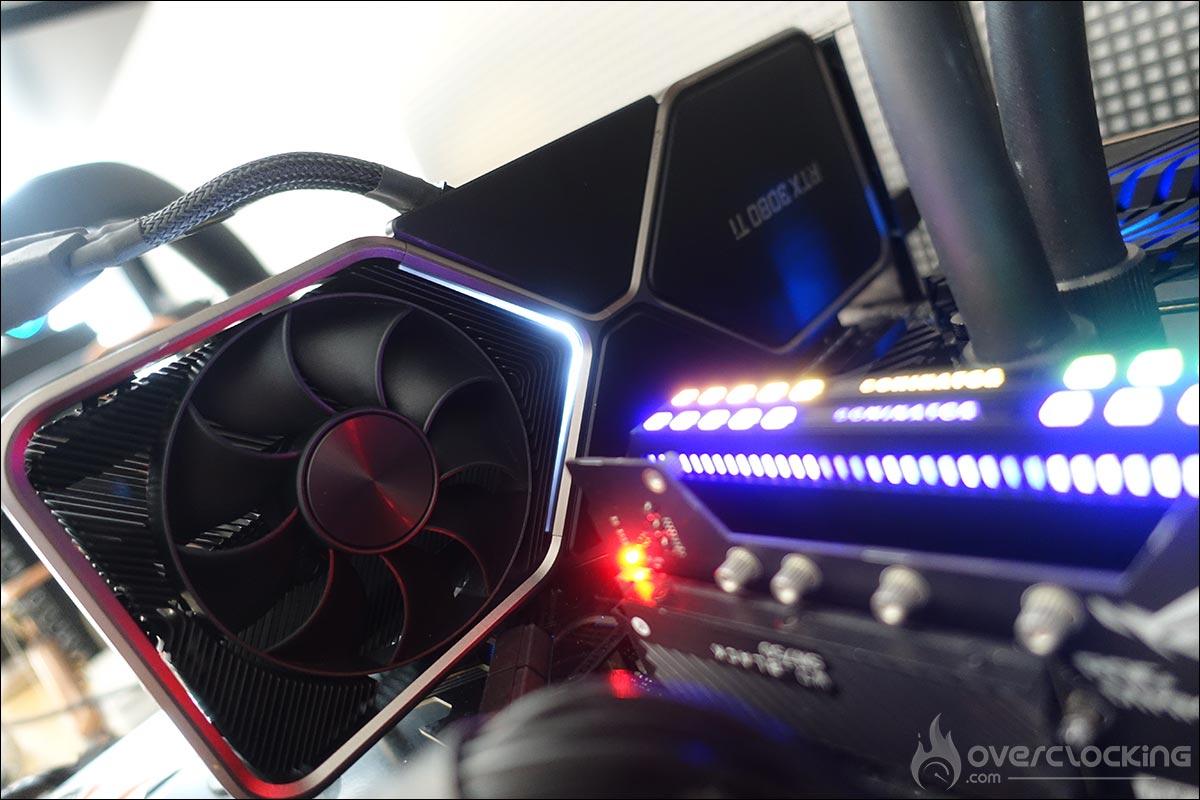 RGB NVIDIA RTX 3080 Ti Founders Edition