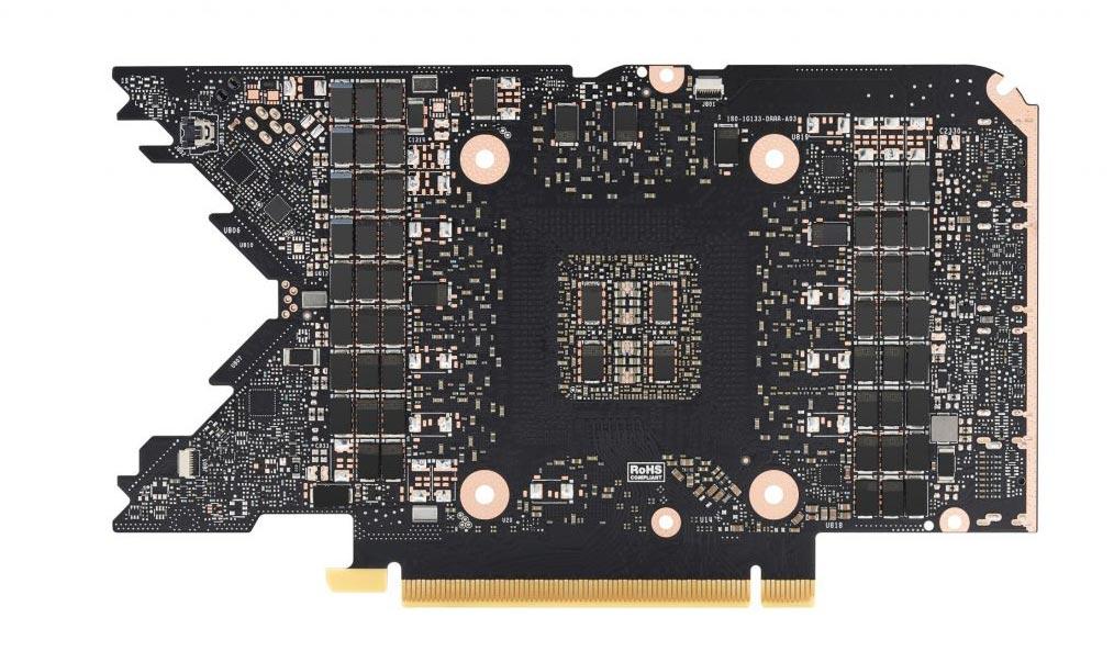 PCB NVIDIA RTX 3080 Ti Founders Edition