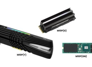 Plextor M10P