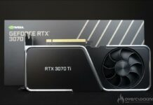 Carte graphique NVIDIA RTX 3070 Ti Founders Edition