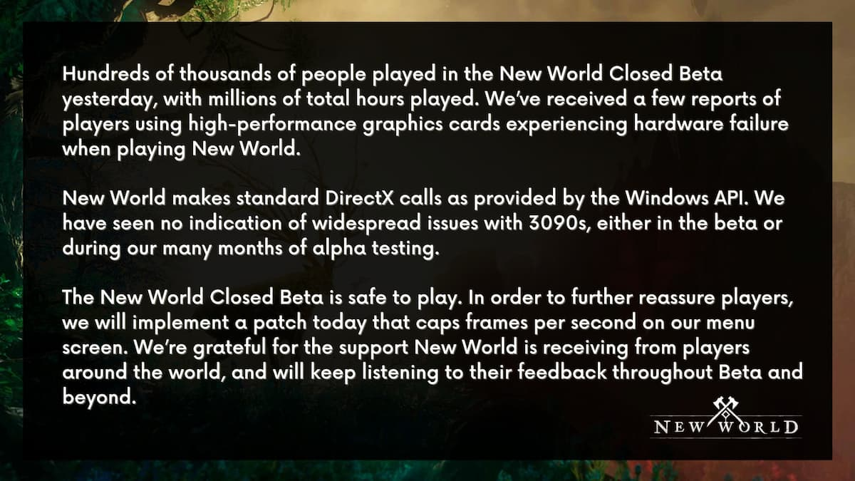 New World No Problem