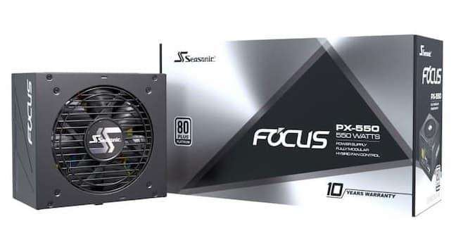 Seasonic - Focus PX 550W