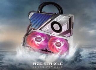 Asus RTX 3080 Ti Strix LC