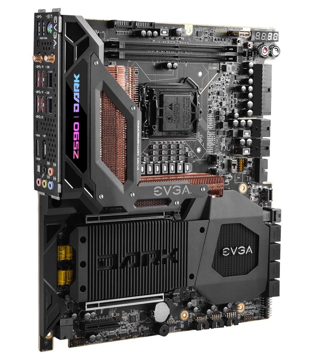 EVGA Z590 Dark