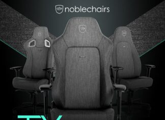 noblechairs - TX Series