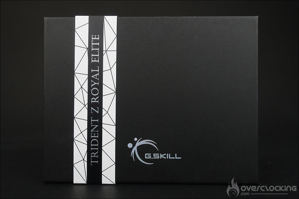 GSKill Trident Z Royal Elite 4000 C14