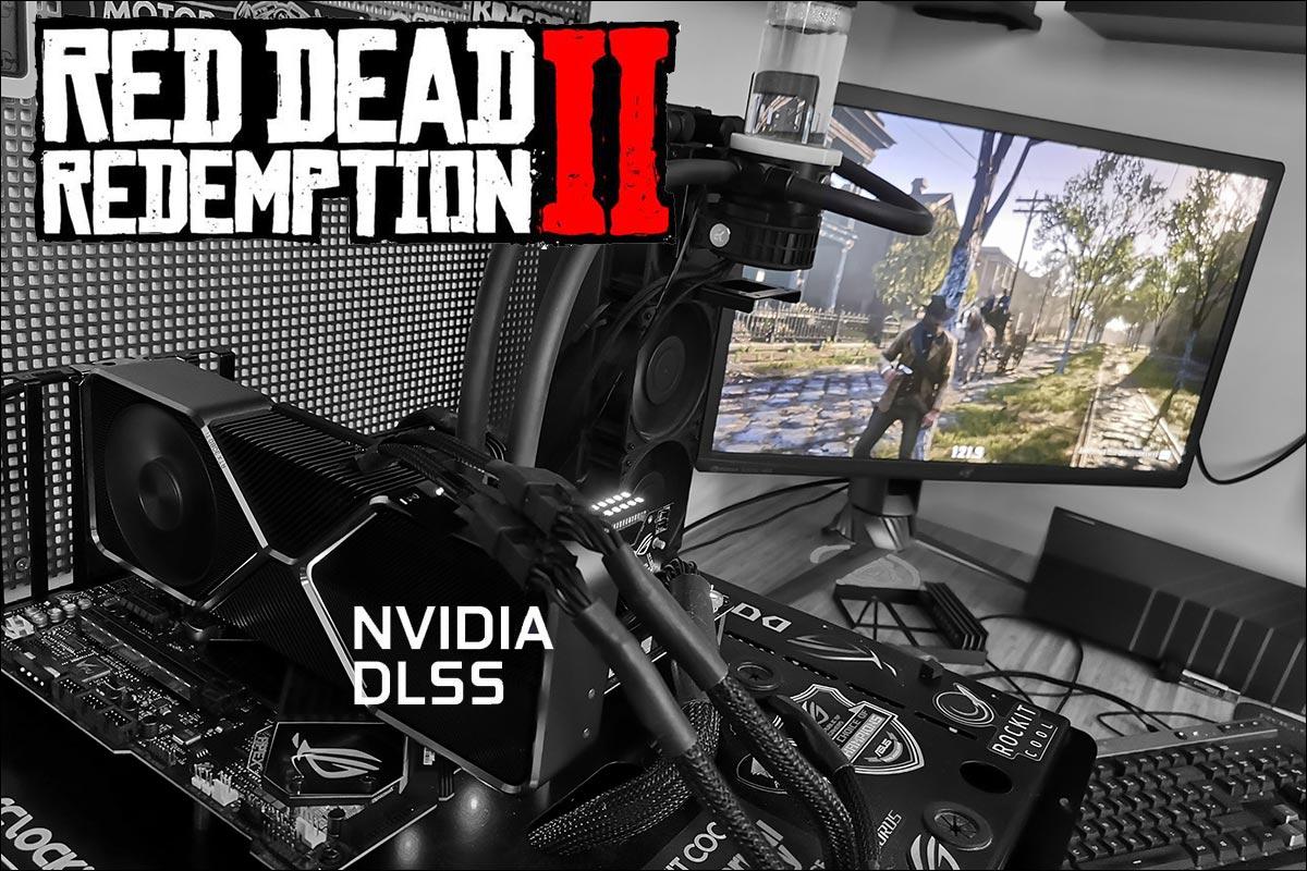 Benchmark DLSS Red Dead Redemption 2