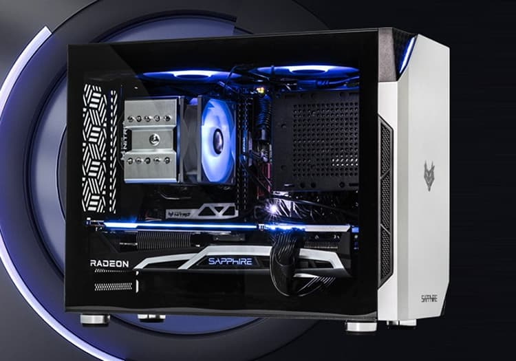 Sapphire Nitro M01