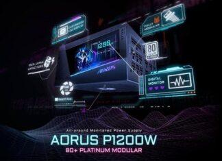 Aorus P1200W