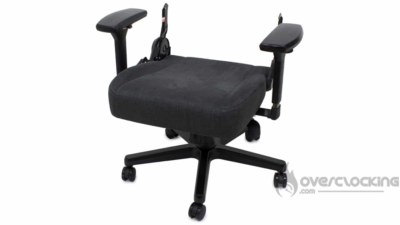 noblechairs Hero TX installation assise