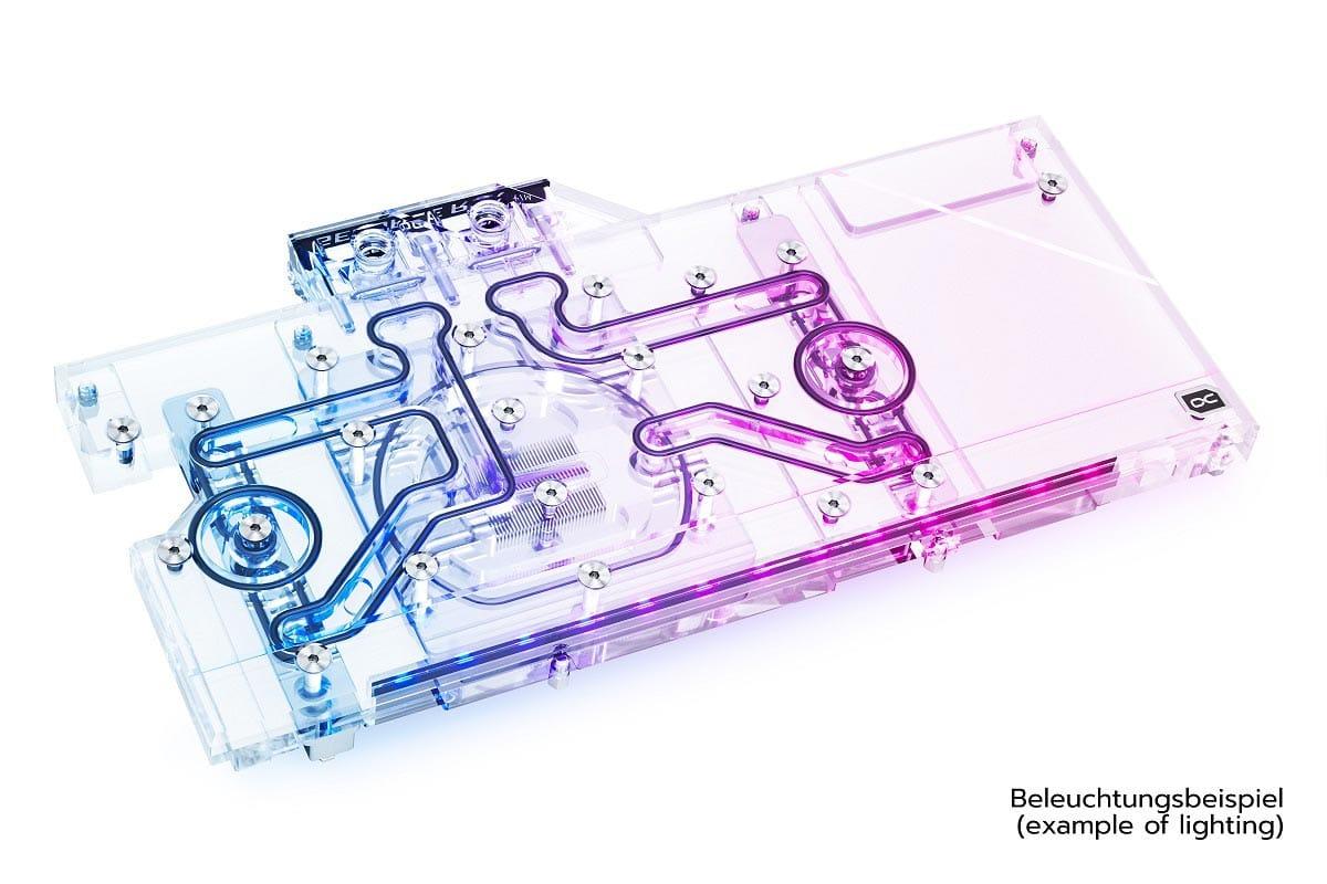 Alphacool waterblock RTX 3090 RTX 3080 Ti HOF
