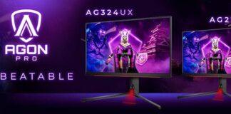 AOC Agon Pro AG324UX & AG274FZ