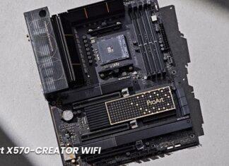 ASUS ProArt X570 Creator WiFi