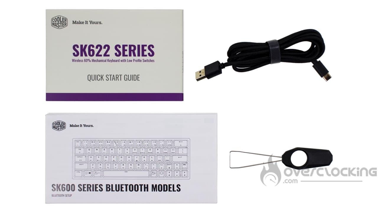 Cooler Master SK622 bundle