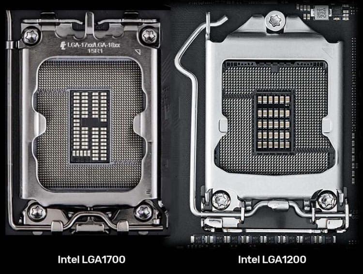 Socket Intel LGA-1700