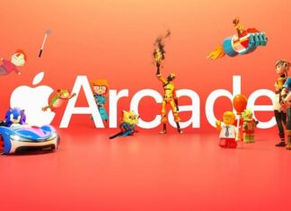 Apple arcade console