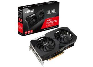 Asus RX 6600 Dual