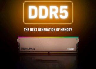 Colorful V-Color DDR5